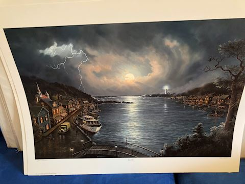 Safe Harbor by Jesse Barnes