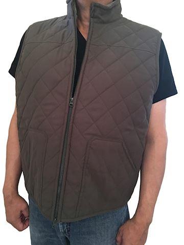Men's Pendleton Fleece Lined Vest