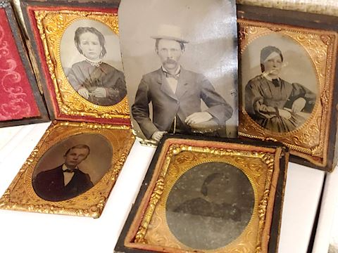 Tintype Photos