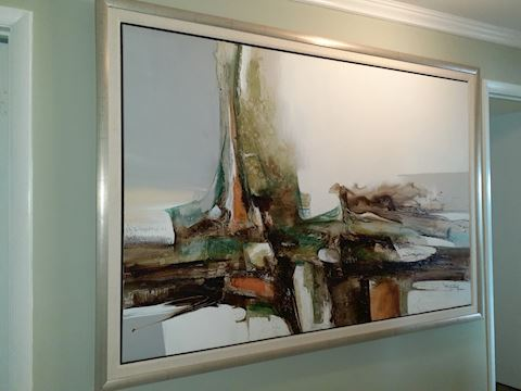 Jonas Gerard Abstract Artwork