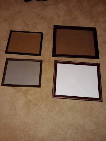 BD1  110  Picture Frames 5x7 & 8x10