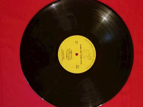 Sesame Street rubber ducky vinyl record 5088