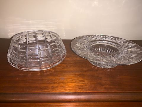 2 Waterford items