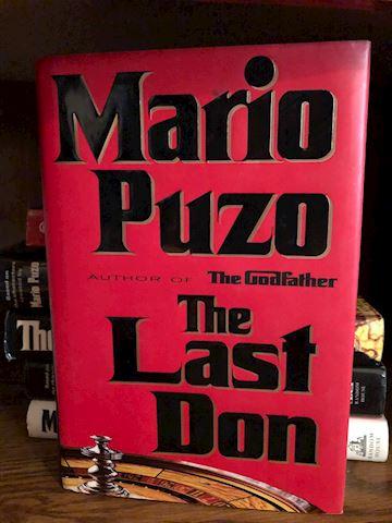 Mario Puzo Books - 6 Total