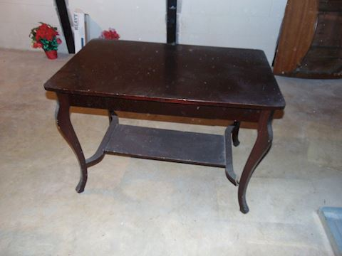 Antique Handmade Table