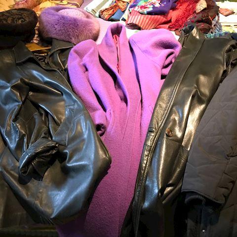 5 women's coats