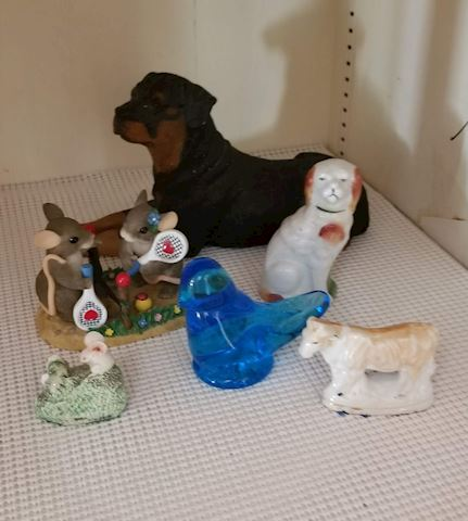 R 519  Collectable Animal Figurines