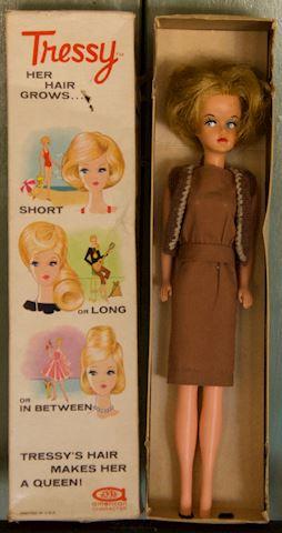 Barbie Tressy Doll