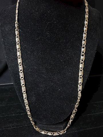 "24"" 925 Silver Chain"
