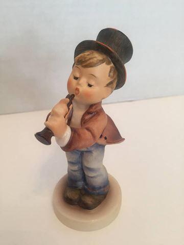 Goebel Flute Player