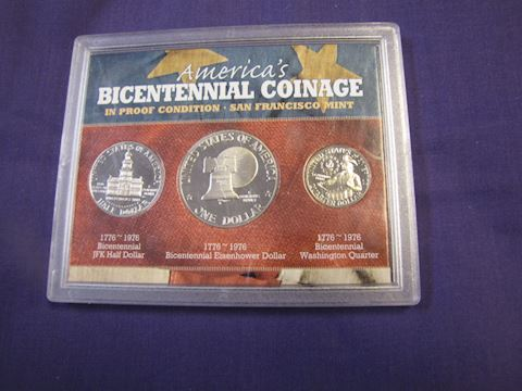 Coins - Bicentennial Collection