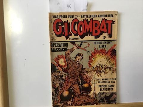 G.I combat