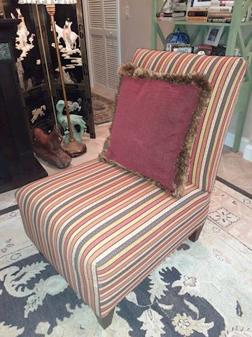 Norwalk Slipper Cushion Chair