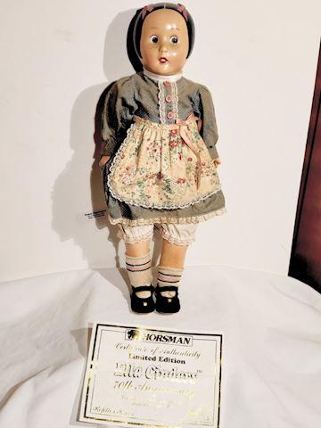 Horsman Ella Cinders Doll - Very Rare