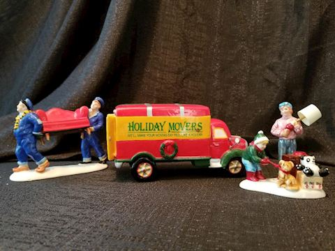 Department 56 Moving Day
