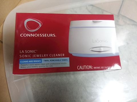 Connoisseurs La Sonic Jewelry Cleaner