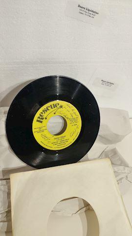 1960 Fresh Fruit Album Vinyl Signed by Carl Smith