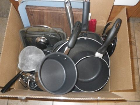 Bakeware and Cookware (Lot #21)