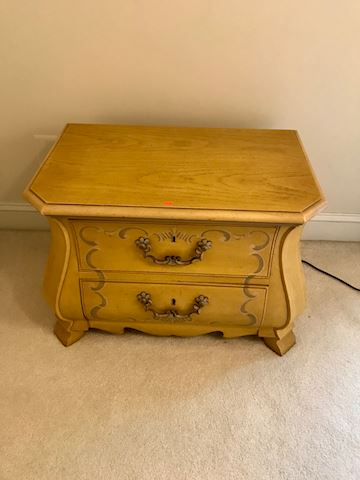End table by Drexel furniture company
