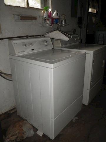 Amana Commercial Washing Machine