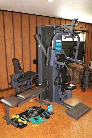 Trotter Complete Home Gym