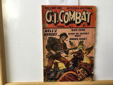 G.I Combat no 11