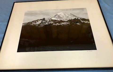 Jay decker Mt. Rainier photo