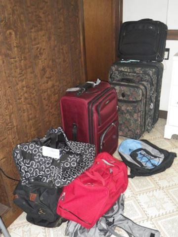 Luggage (Basement)