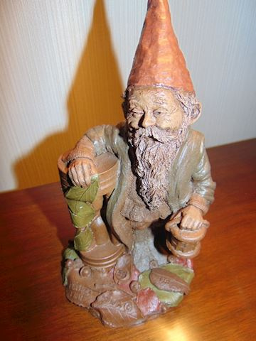 Tom Clark Gnome.  Father Time 1984