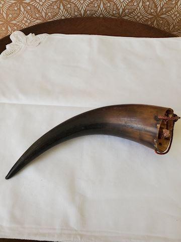 Decorative horn