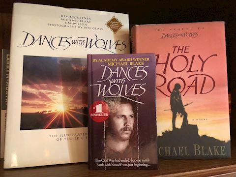 Michael Blake Books - 3 Total