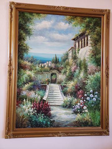 Very Large Original Artwork
