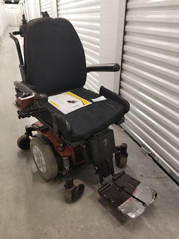 Quantum Q6 Edge Electric Wheelchair, Tilt/Recline