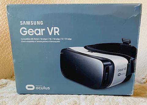 Samsung Gear VR Virtual Reality Console Headset