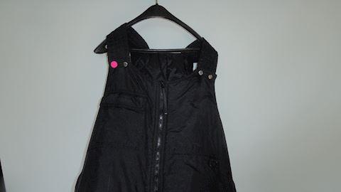 Black Ice Point Ladies Ski Bib Pants Lot #96