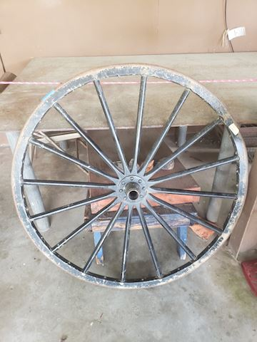 42 inches wagon wheel