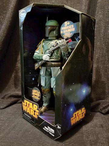 Star Wars Talking Boba Fett