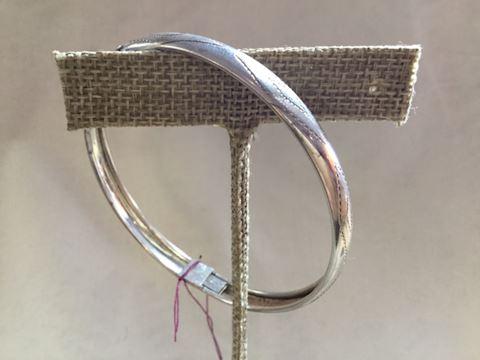 Sterling Silver bracelet #91-09 (Last Chance !)