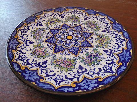 Spanish Handmade Plate