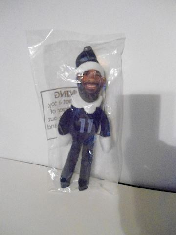 Mike Conley Elf on the Shelf