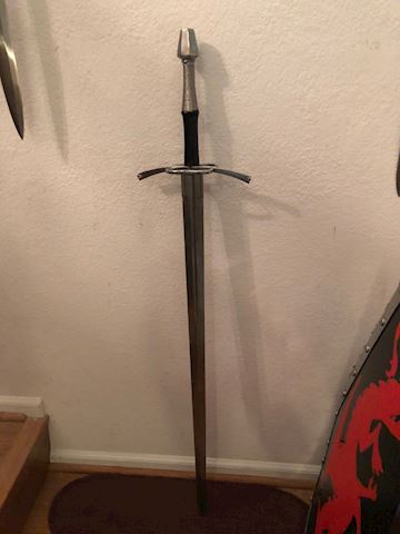 16th Century Two Handed Replica Sword