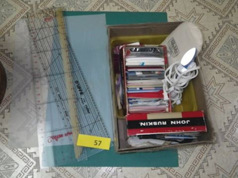 Lot #57 - Sewing Supplies