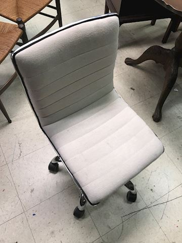 Needle Point Office Chair