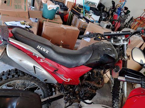 RPS Hawk Motorcycle