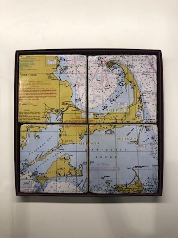 Cape Cod Coaster Set