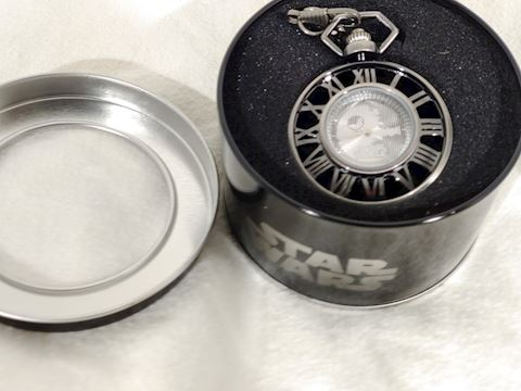 Official Star Wars Pocket Watch