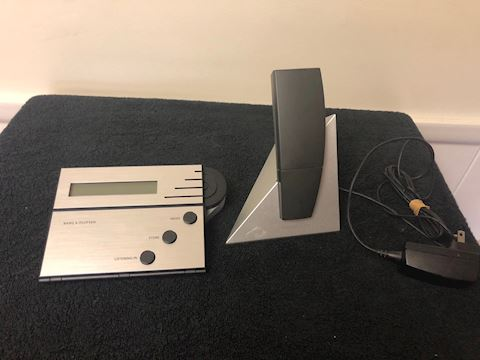 The Bang & Olufsen Home Intercom and Telephone Sys