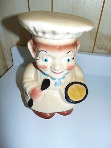 Vintage Cookie Jar