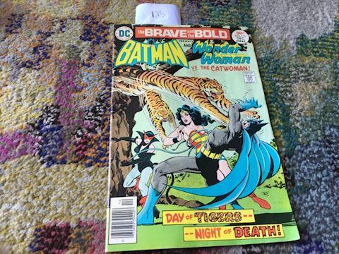 Batman and wonder women 131