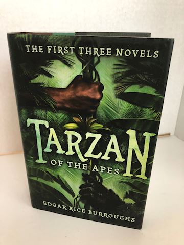 Tarzan Edgar Rice Burroughs - 1 Total